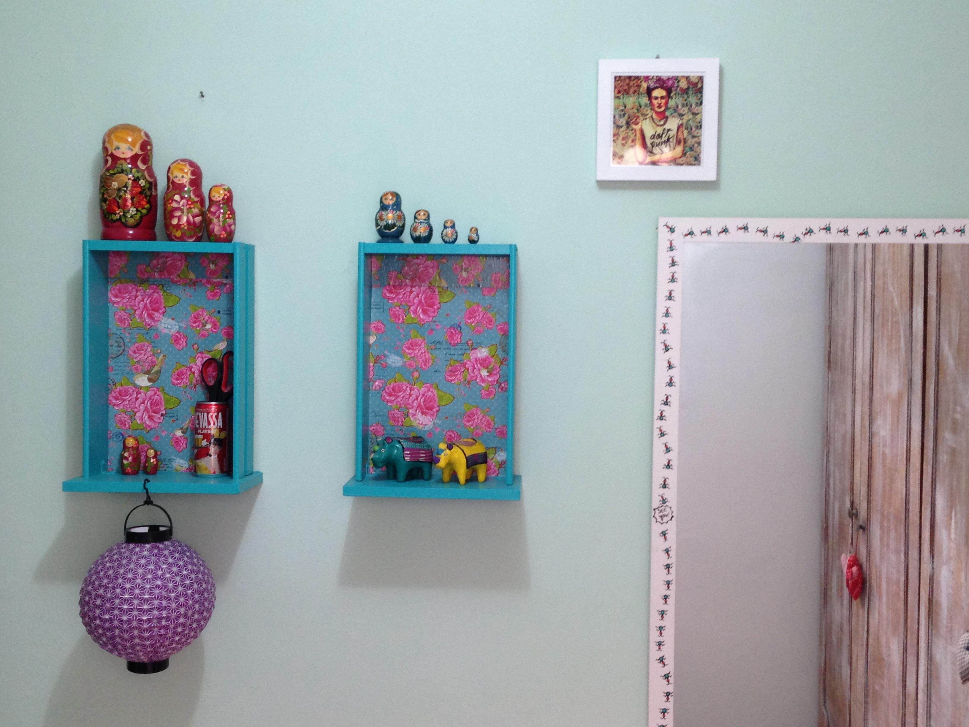 Como decorar um quarto, gastando pouco – Vídeo – Além da Rua Atelier