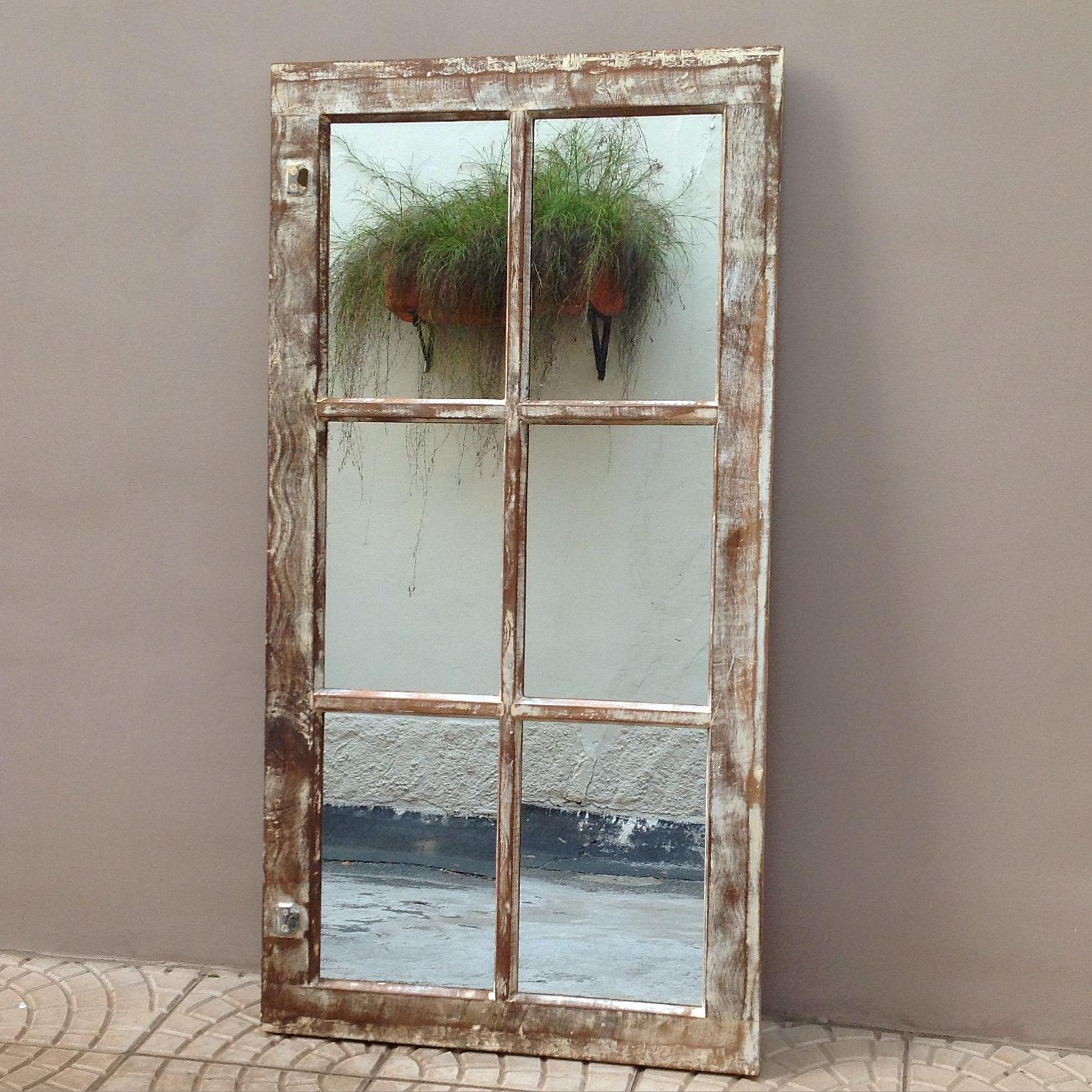 Favoritos Uma janela mágica, que virou espelho - Faça você mesmo | Além da  YE78