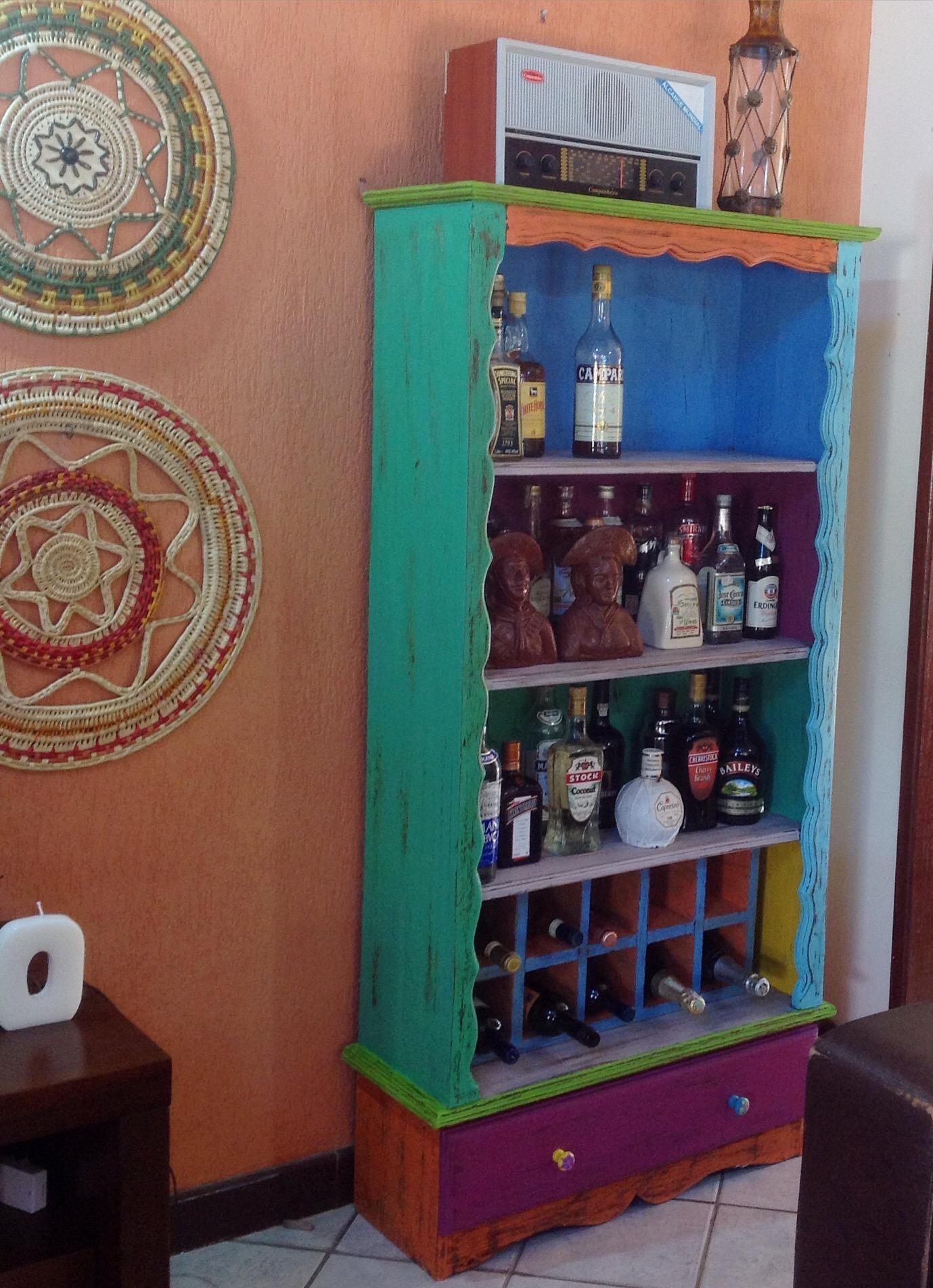 #28767A  on Pinterest Hand painted furniture Madeira and Pintura 1379x1904 px como pintar moveis de madeira passo a passo @ bernauer.info Móveis Antigos Novos E Usados Online