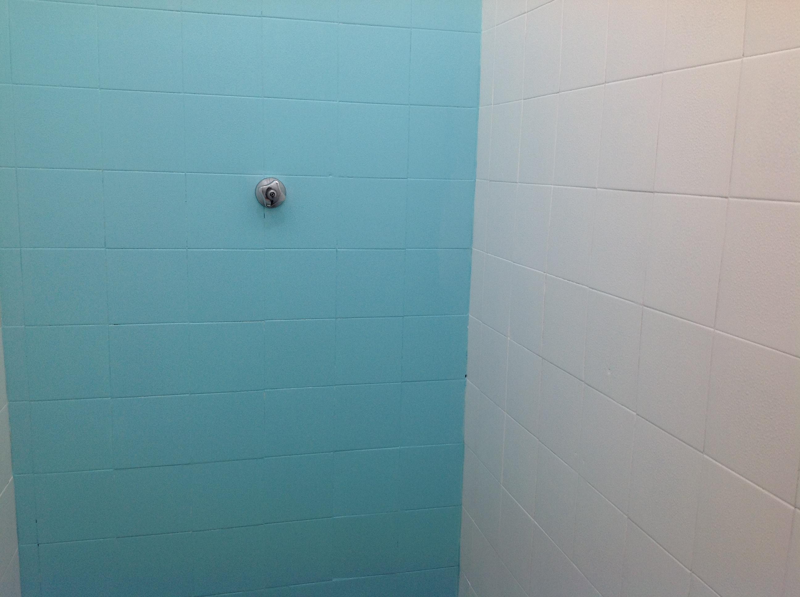 Diy Como Pintar Azulejos Reforma Do Banheiro Com Vídeo Além